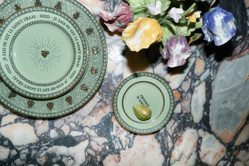 Gucci's 2021 Decor: A Dose of Excentrism In The Everyday Life