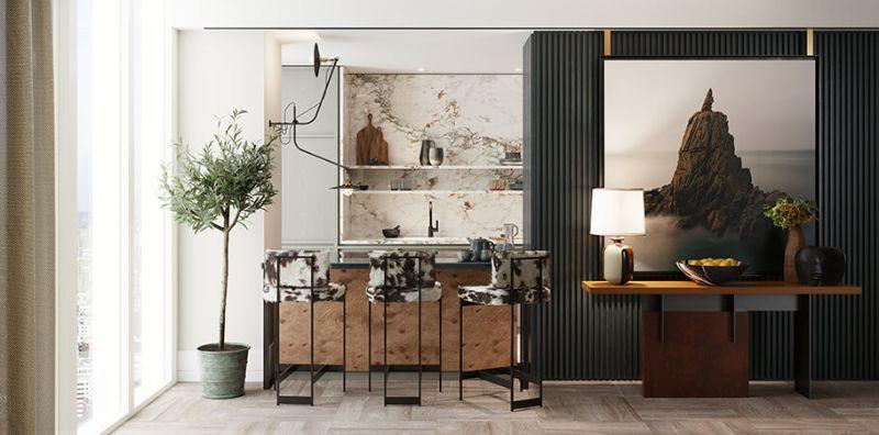 Studio Ashby: Interior Design And Statement Artwork Merged In One
