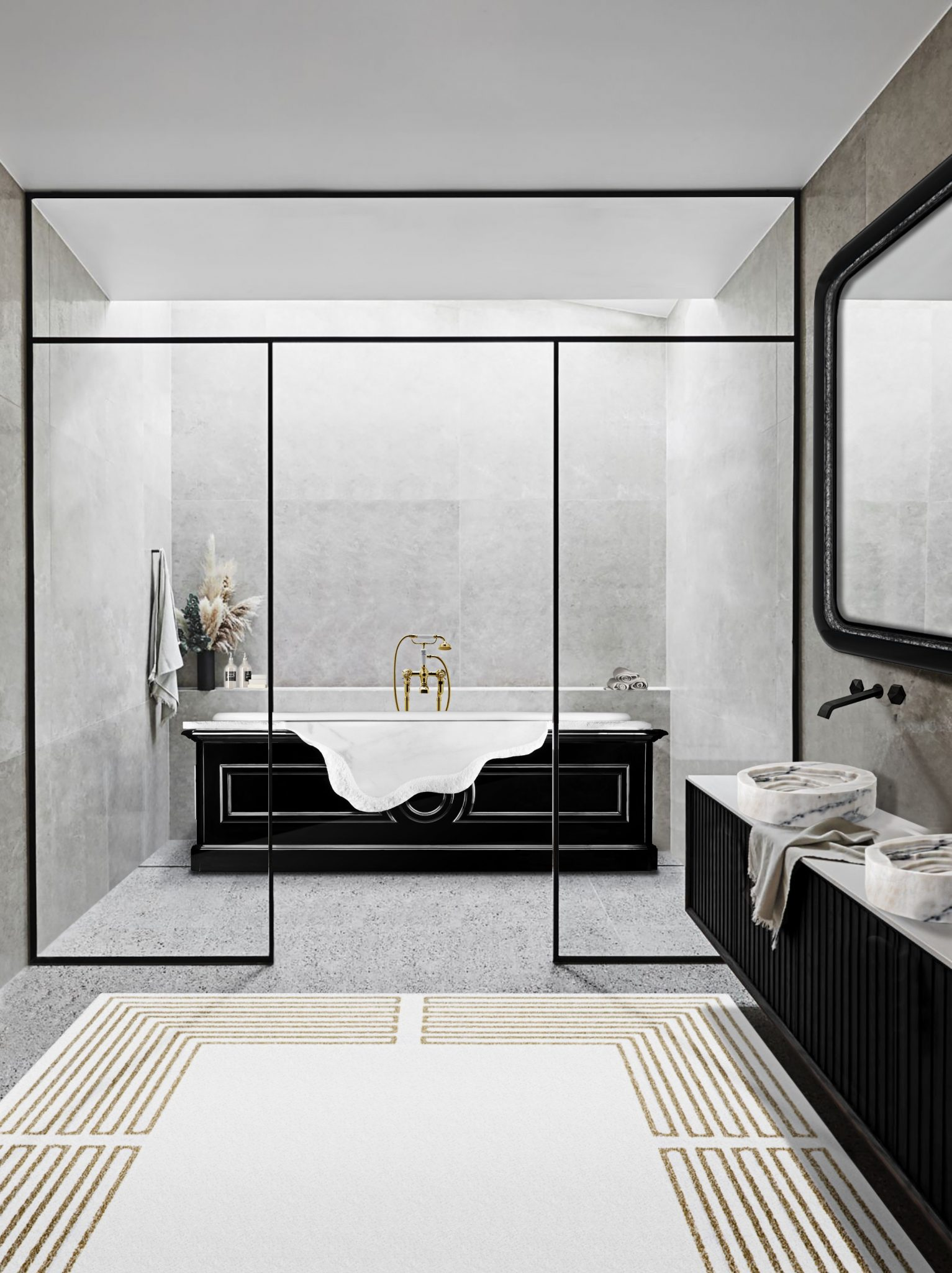 Marble: Interior Design Trends For Your Bathroom