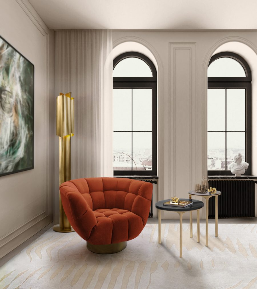 Powerful Armchairs to Upgrade a Room Decor