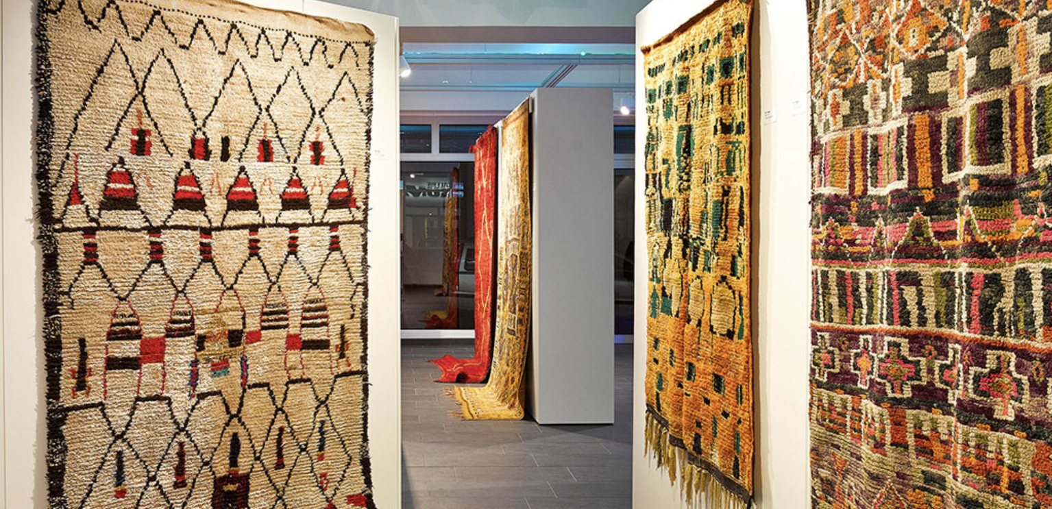 RUMI Galerie: rugs as a piece of art