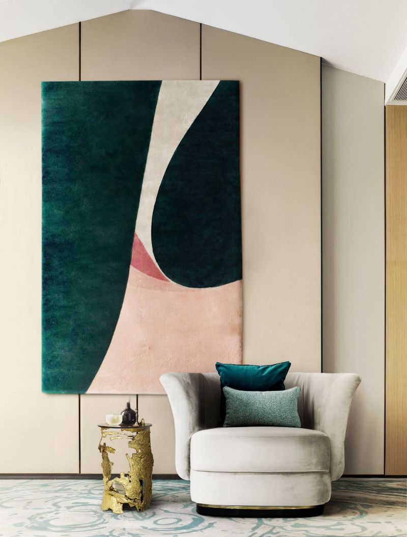 Rug Designs by Jo Berryman