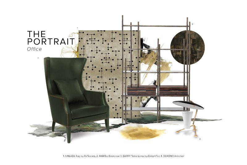 The Untamed La Finca Home: Discover The Portrait Office