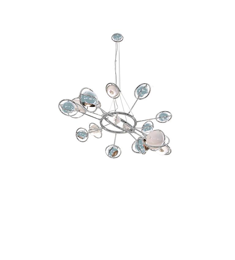 Study Area   Cosmo Suspension Lamp