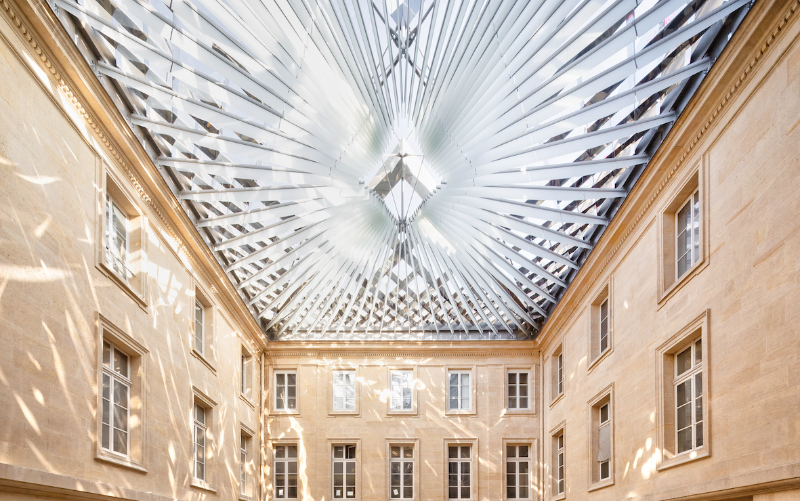 Design Museum in Paris Opens In The Place Of A Luxury Hotel