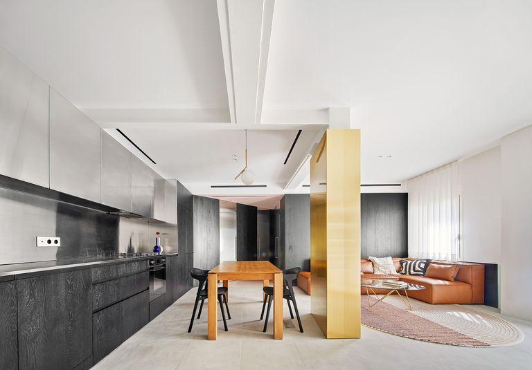 The home of architect Raul Sanchez