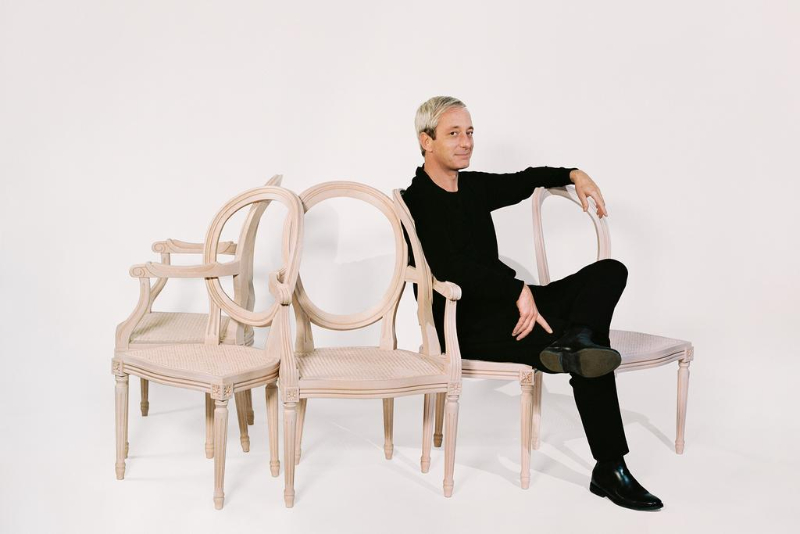 Dior's Iconic Medallion Chair Reinvented by 17 Artists