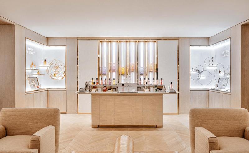 Dior Opens A Luxury Spa in Paris