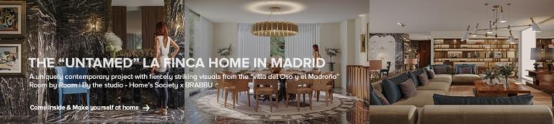 Modern Interior Design: FORMARCH's Art of Decor