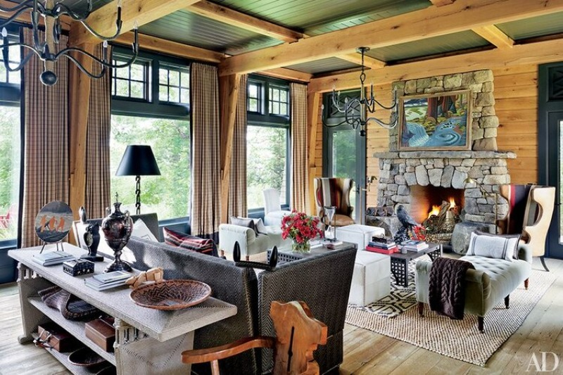 Design Tips by Thom Filicia On How to Prepare your Home for the Fall