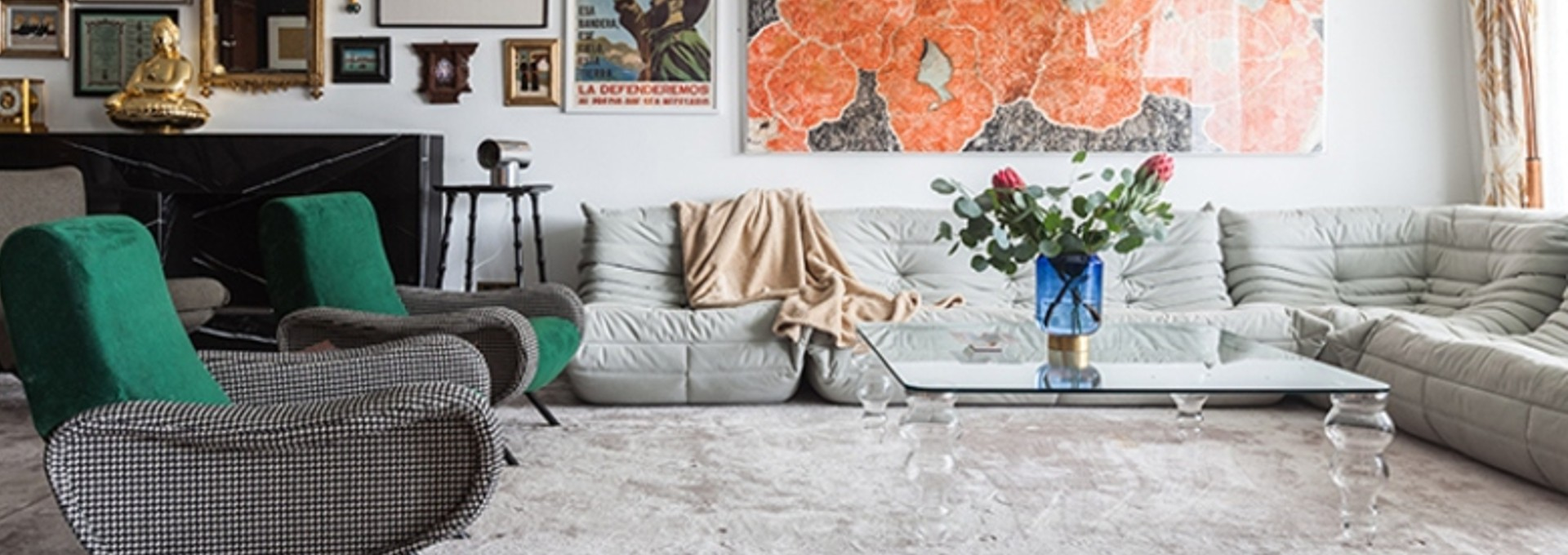 Rug Inspiration with NONG STUDIO