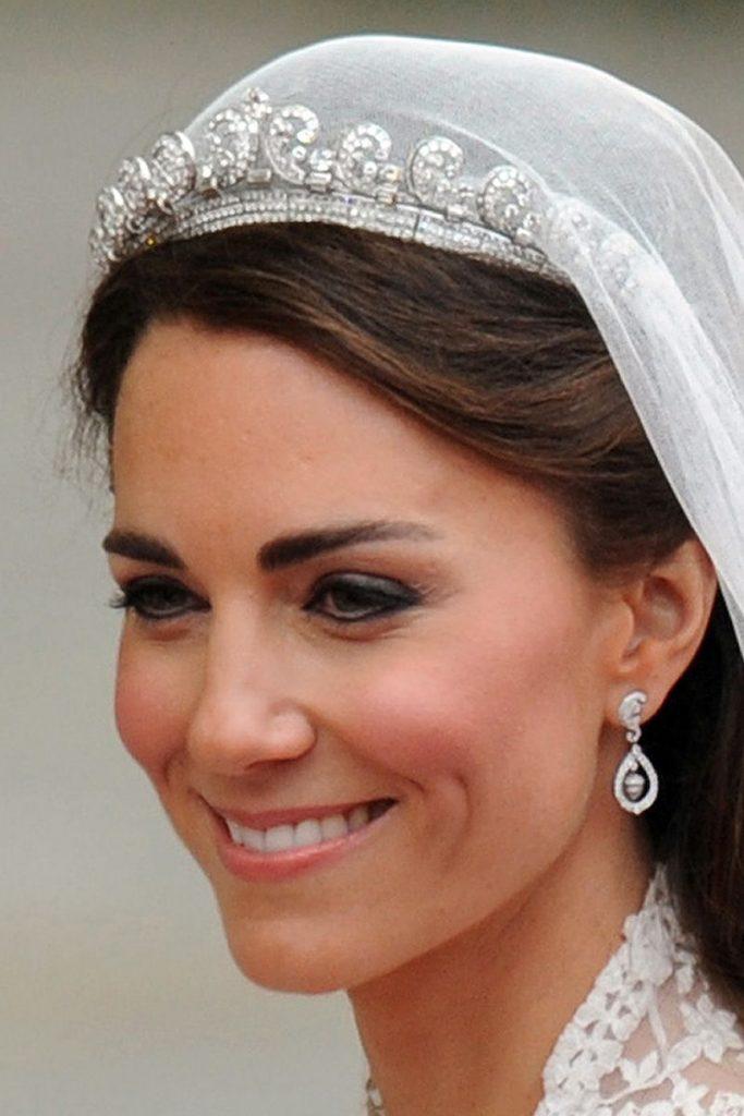 Duchess of Cambridge   Royal   Cartier Halo Scroll Tiara